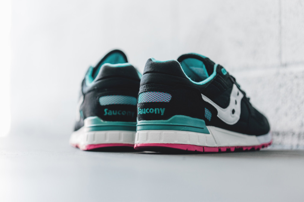 Saucony Shadow 5000 In Black Available Now