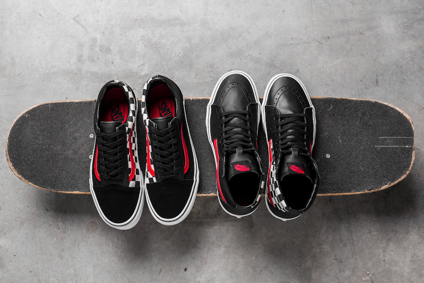 Shoe Palace x Vans 25th Anniversary Collection