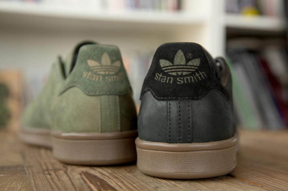 Size? x adidas Stan Smith Winterized