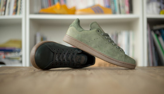 Size? x adidas Stan Smith Winterized