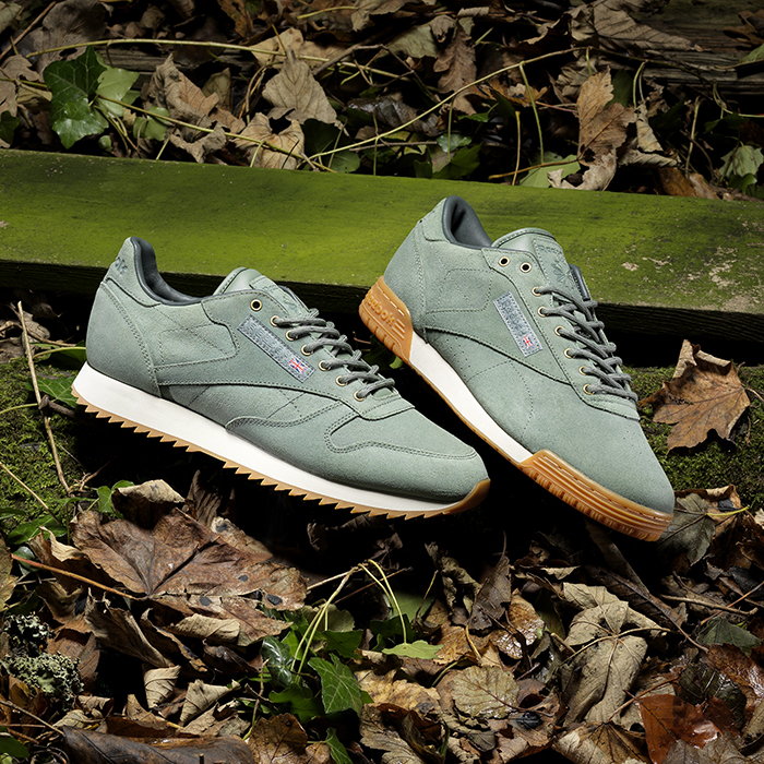 size? x Reebok 'Silvery Green' Winterised Pack
