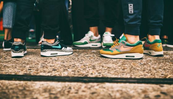 Sneakerness Amsterdam 2015 – On feet recap