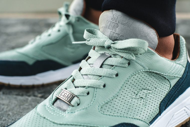 Sneakerness x Kangaroo Ultimate Green Bridges
