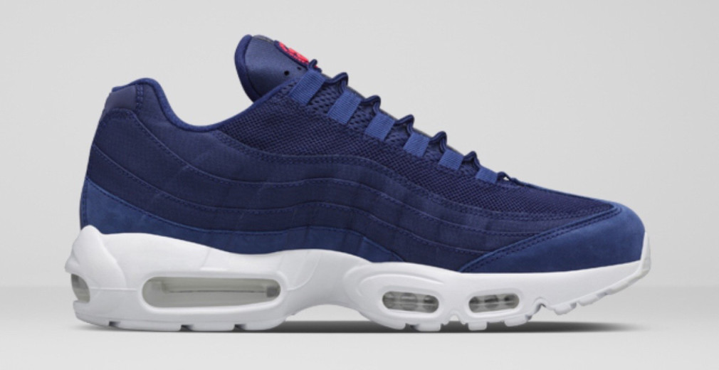 buy popular 10acb f14e7 stussy nike air max 95 obsidian white chaussure air max 95 ultra essential  pour