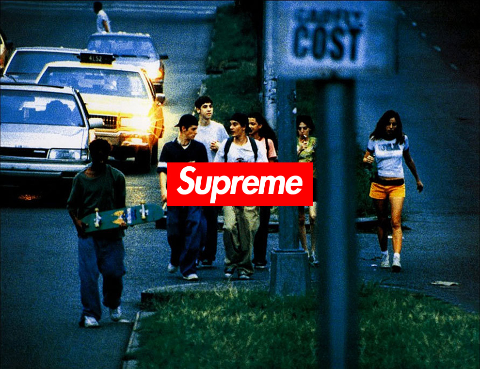 Supreme Quot Kids 20th Anniversary Quot Capsule Collection