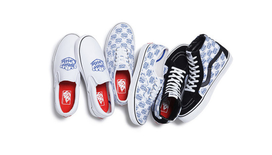 Supreme x White Castle x Vans Spring/Summer 2015 Collection