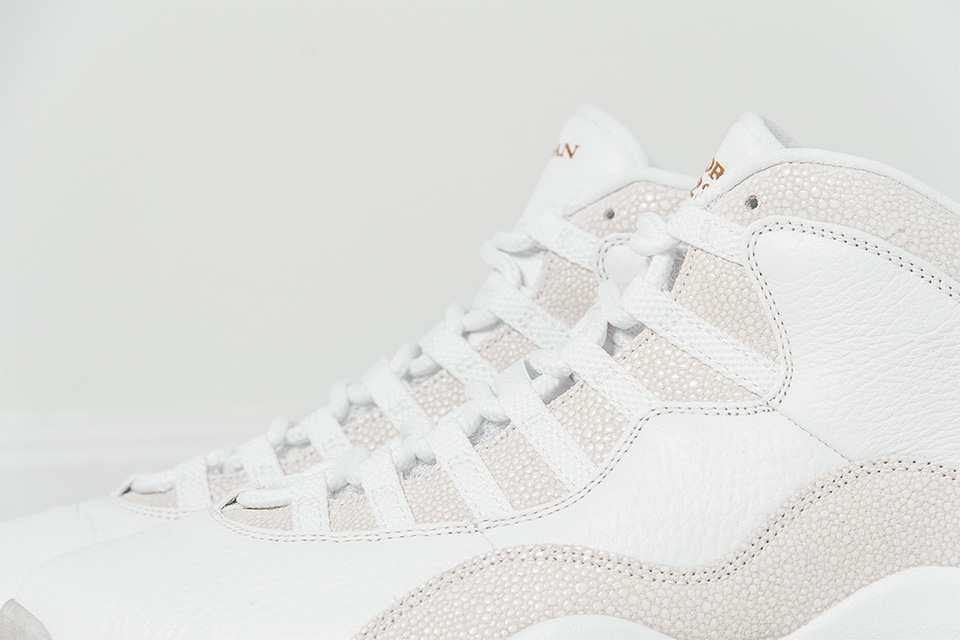"The Air Jordan 10 Retro ""OVO"" Drops September 12"
