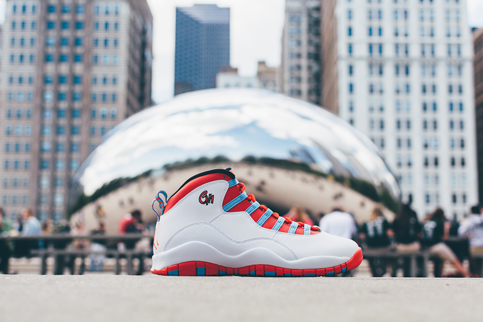 Air Jordan 10 Chicago