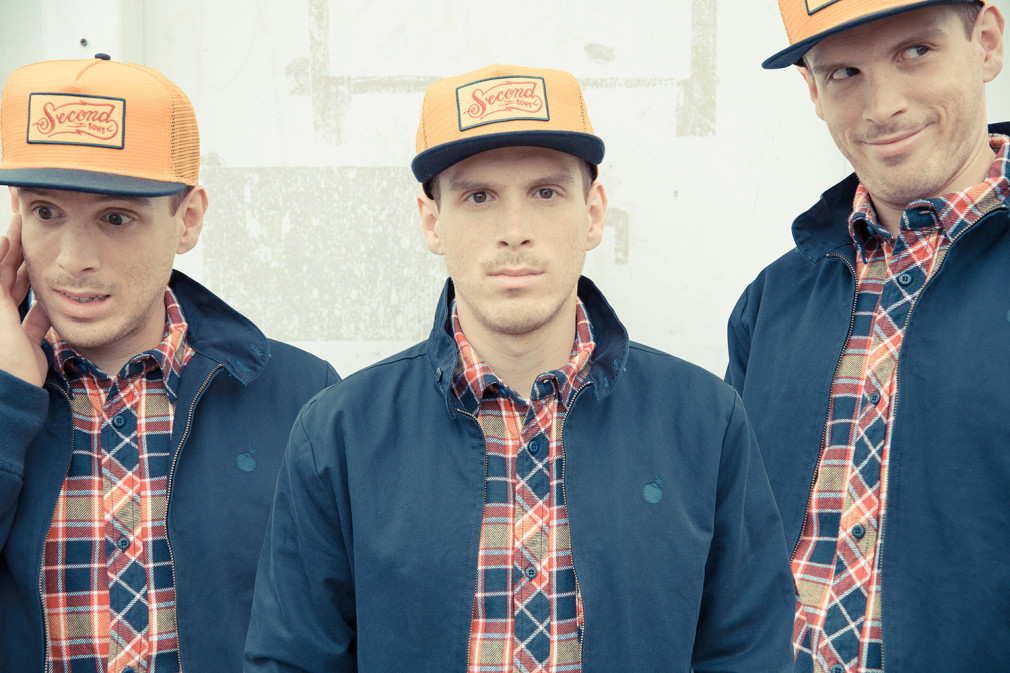 The Hundreds Places Emphasis on Cut and Sew Styles for Fall 2015 Collection