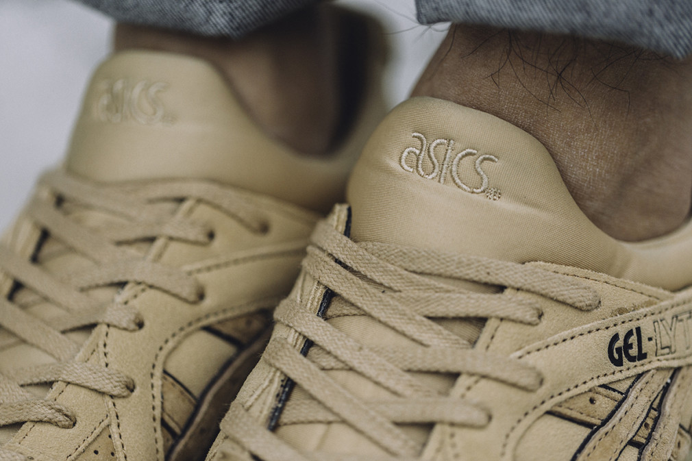 The Monkey Time x Asics Gel Lyte V Sand Layer Release Info