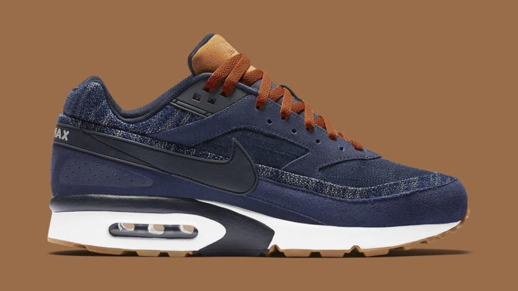 The Nike Air Max BW Gets A Denim Makeover
