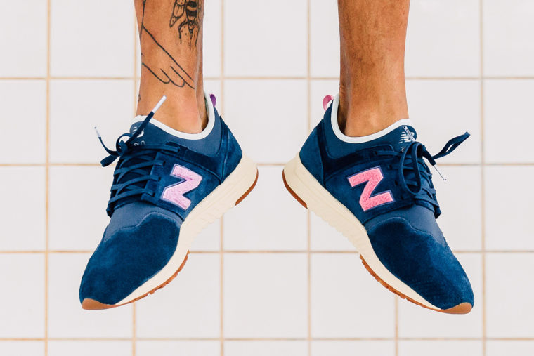 Titolo x New Balance 247 Deep Into the Blue
