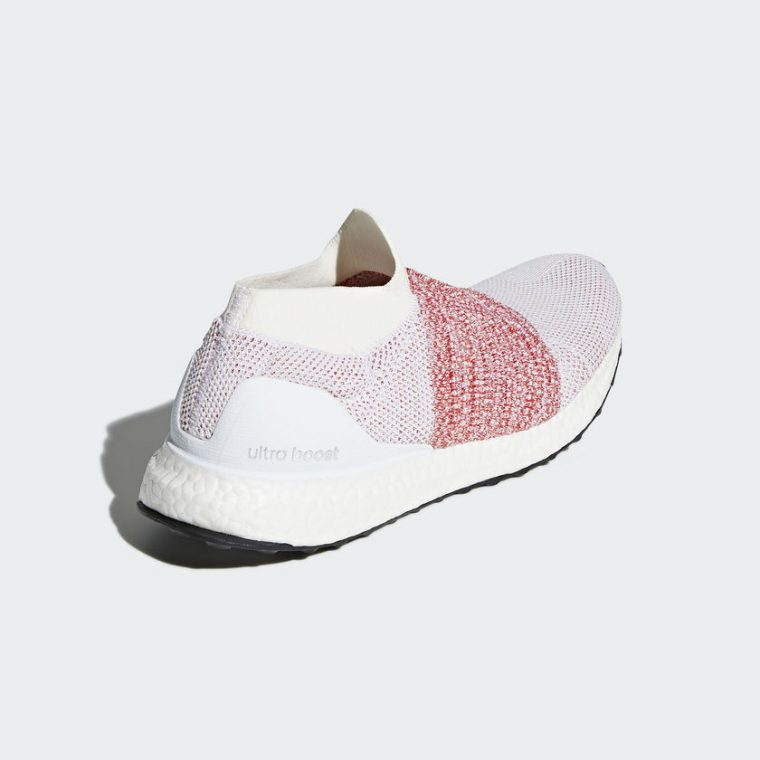 Ultra Boost Laceless Trace Scarlet