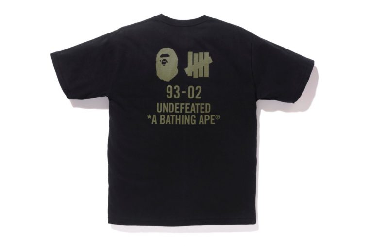 UNDEFEATED Bape