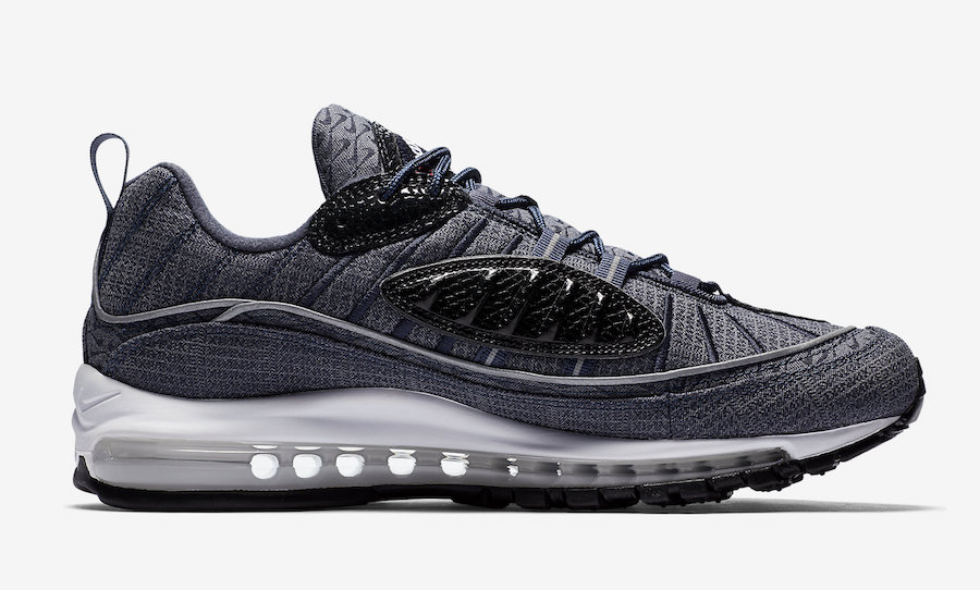 Nike Air Max 98 Thunder Blue : release date | WAVE®