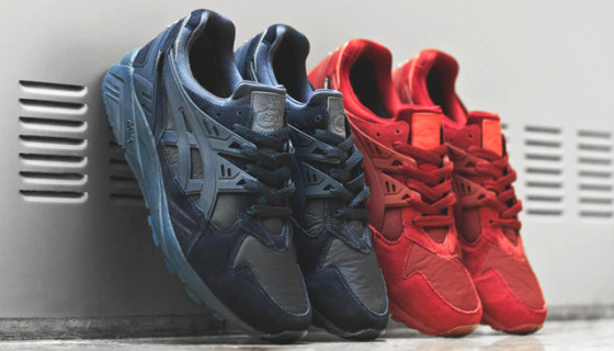 ASICS GEL KAYANO GORE-TEX PACK