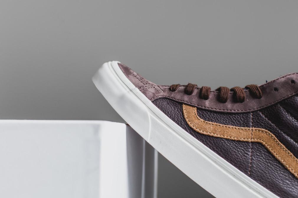 Vans CA Sk8-Hi Zip Leather Nubuck Pack