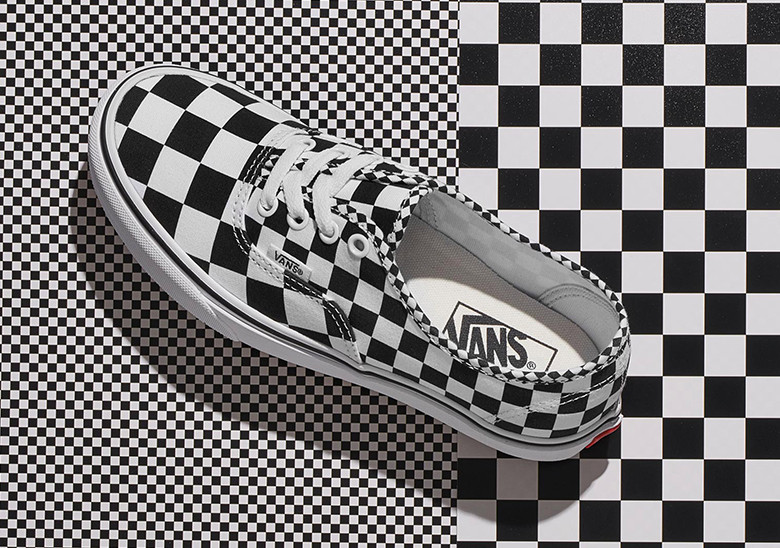 Vans Checkerboard Pack