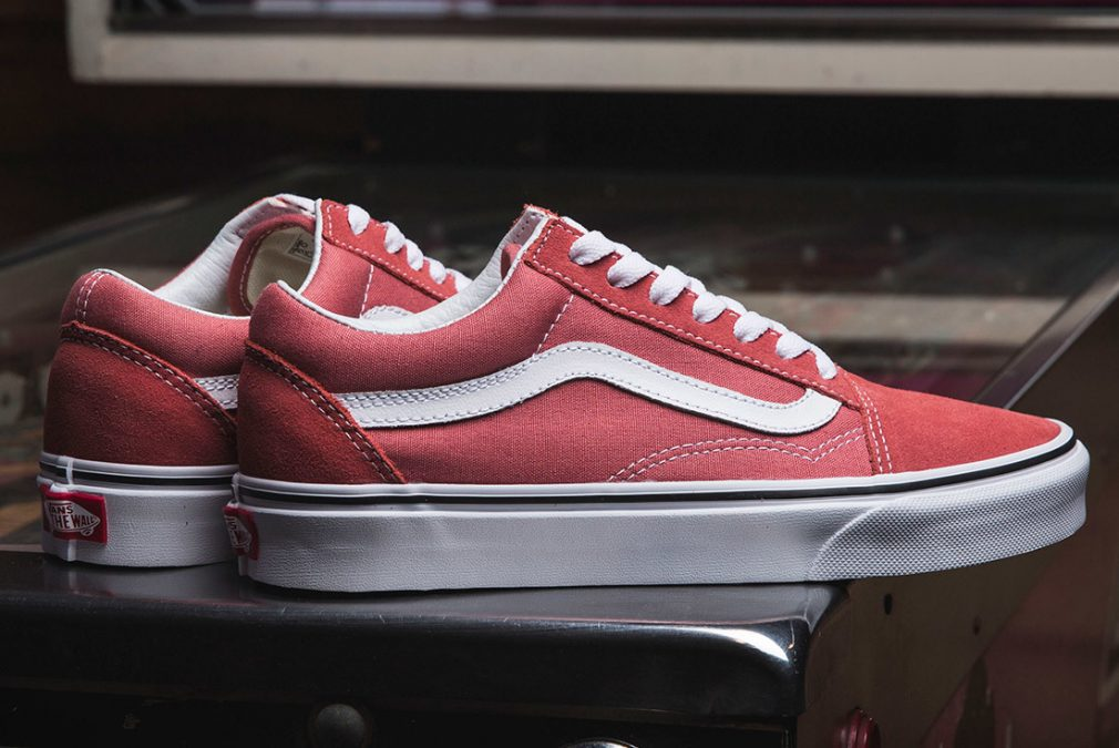 Vans Faded Rose Pack