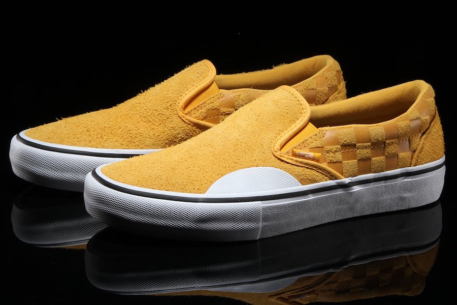 Vans Hairy Suede Pack