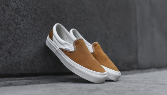 Vans Slip On LX Golden Brown