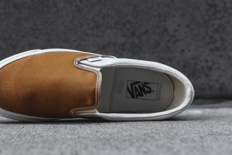 Vans Slip On LX Golden Brown