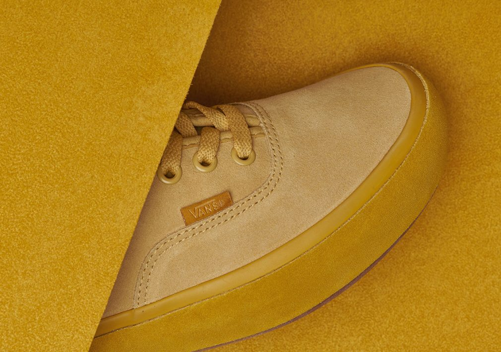 Vans Suede Outsole Pack