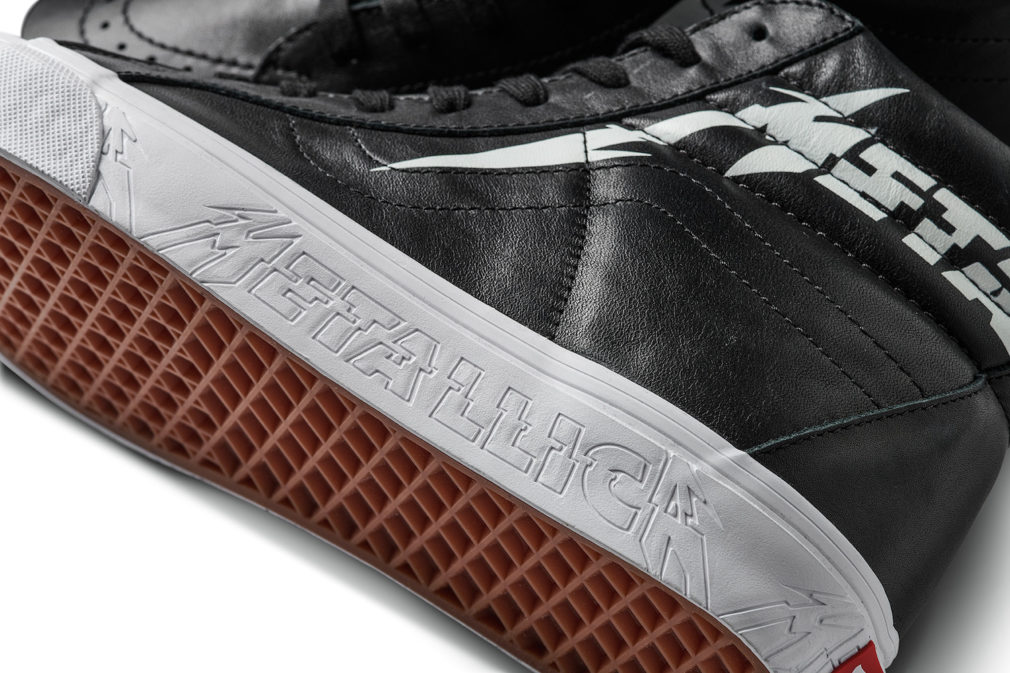 Vans x Metallica Collection Capsule