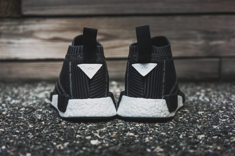 White Moutaineering x Adidas Originals NMD City Sock