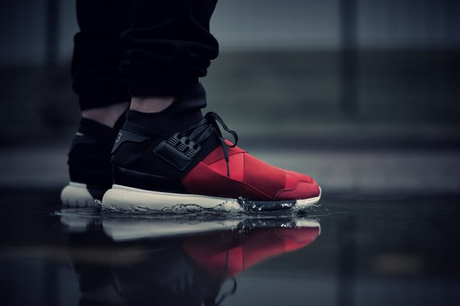 Y-3 Qasa High – Returning for Summer 2015