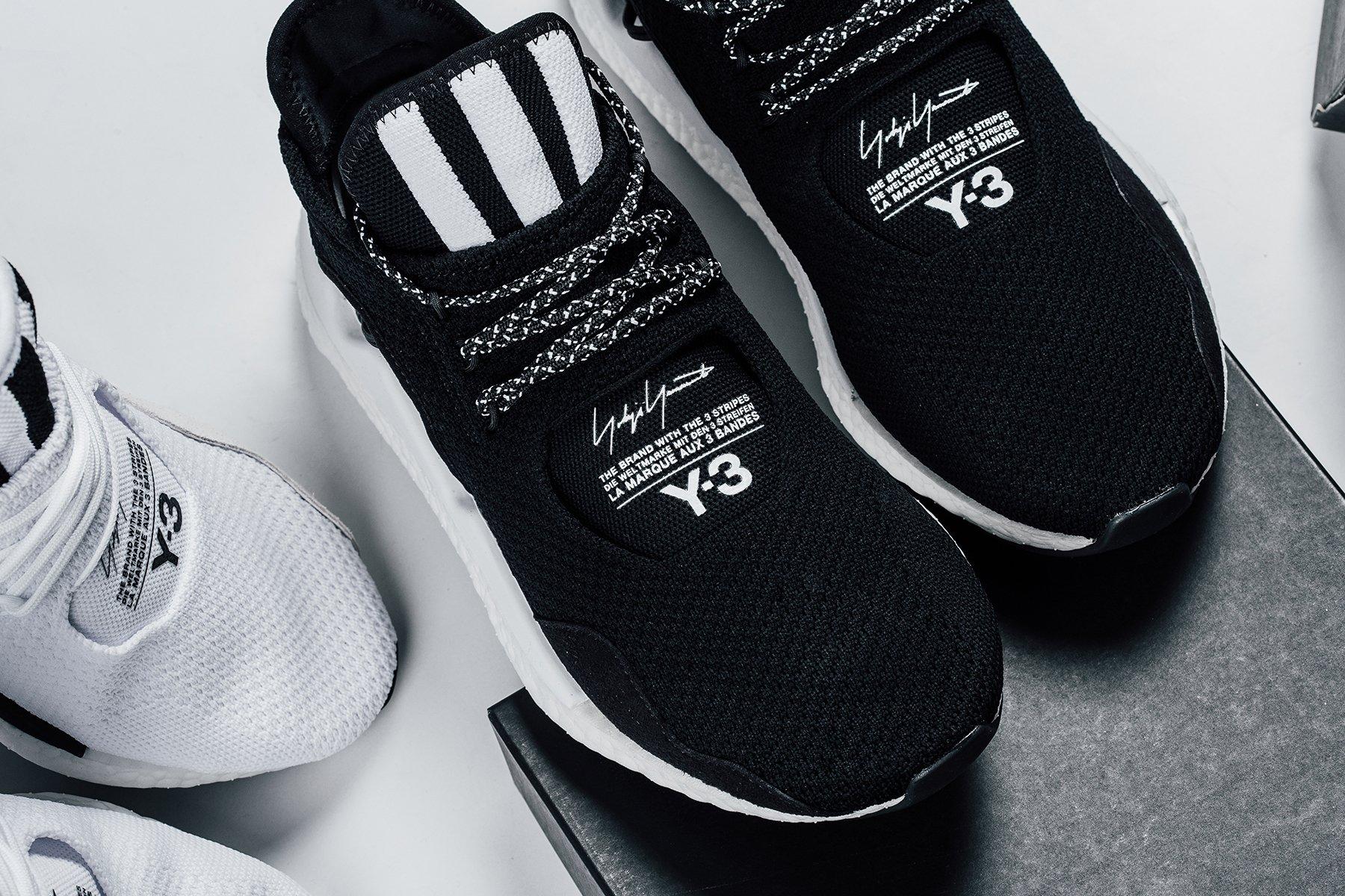 f05ed0075 Adidas introduce the new Y-3 Saikou