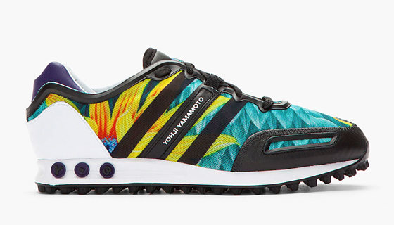 Adidas Y 3 Tokio Trainer Floral Disponible Sneakers