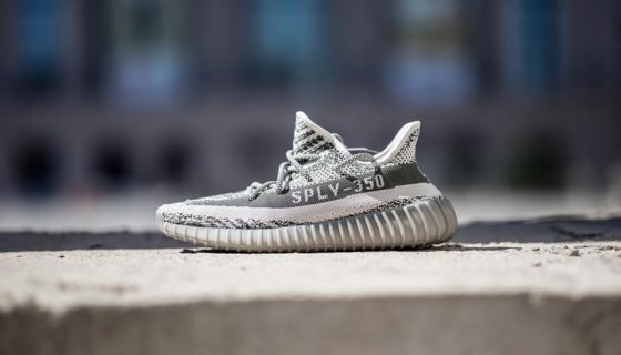 Yeezy Boost 350 V2 All Grey First Pictures
